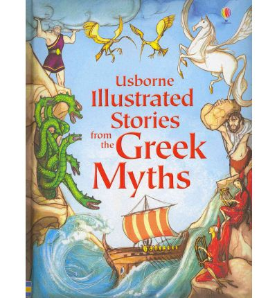 Illustrated Stories from the Greek Myths-0